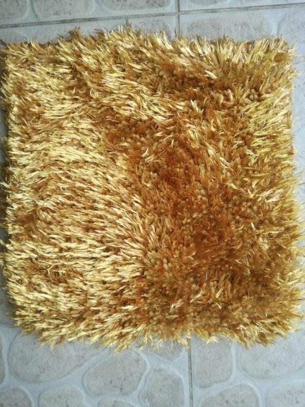 Obliečka SHAGY zlatá